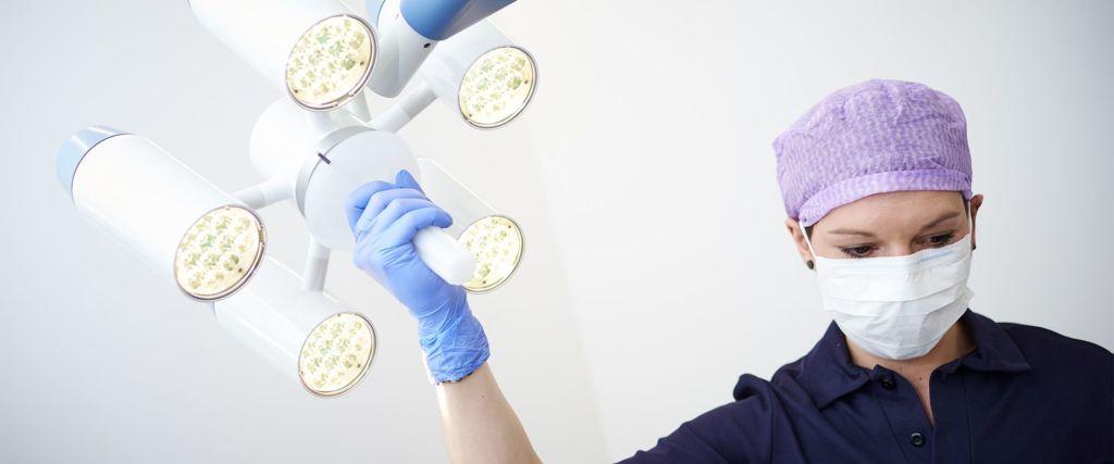 Ambulante Operationen am FAZ Fachärztezentrum Glatt in Wallisellen
